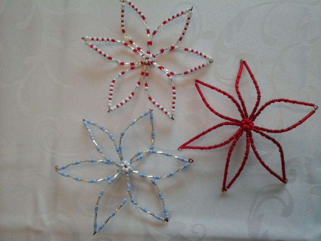 Základ korálkové hvězdy